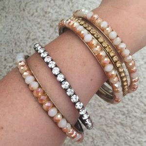 Set (5) of Nordstrom Bracelets